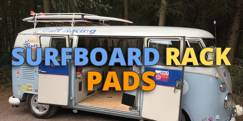 surfboard rack pad